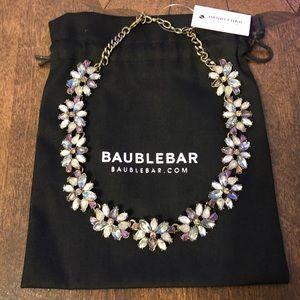 NWT Baublebar Statement Necklace